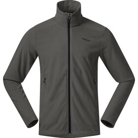 Bergans Finnsnes Fleece Jacket Men green mud